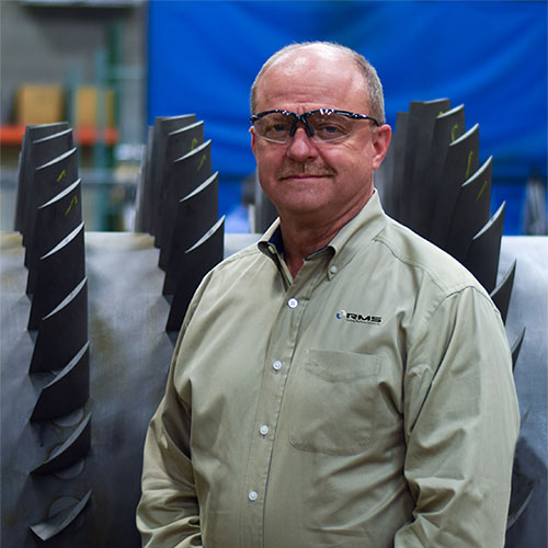 Tony Rubino Director of Axial Compressors