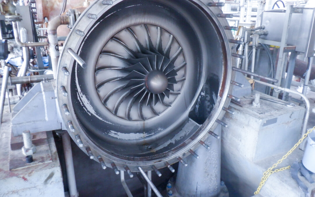 Supporting Essential Industries During an Emergency Compressor Turnaround
