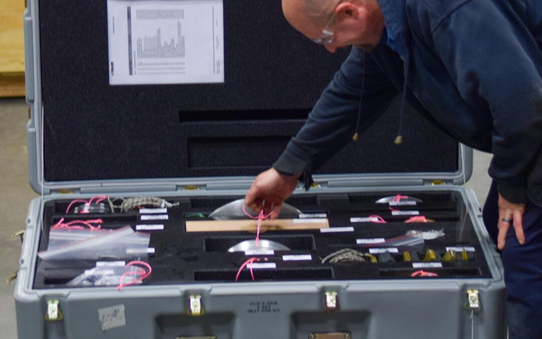 spare parts kit box compressor