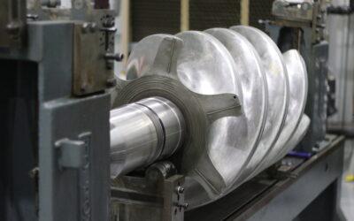 Meet RMS' Oil Free Screw Compressor Engineering Team