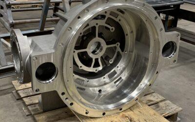 RMS Liquid Ring Compressor Capabilities