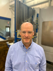 RMS Oil Free Screw Compressor engineer Russ Aerts