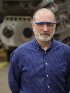 RMS OFS Engineer Jeff Lovelady
