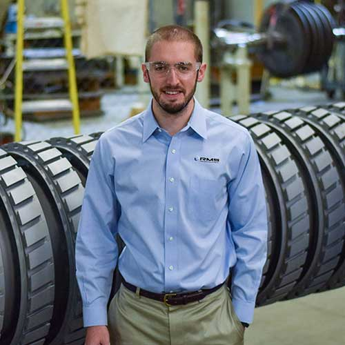 Michael Thorne Axial Compressor Engineer