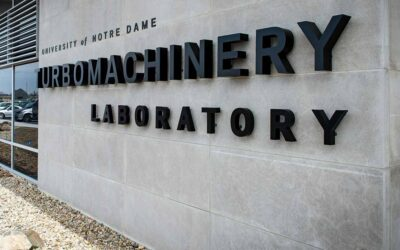Rotating Machinery Services and the Notre Dame Turbomachinery Laboratory Enter Into Agreement for Testing of Rotating Equipment