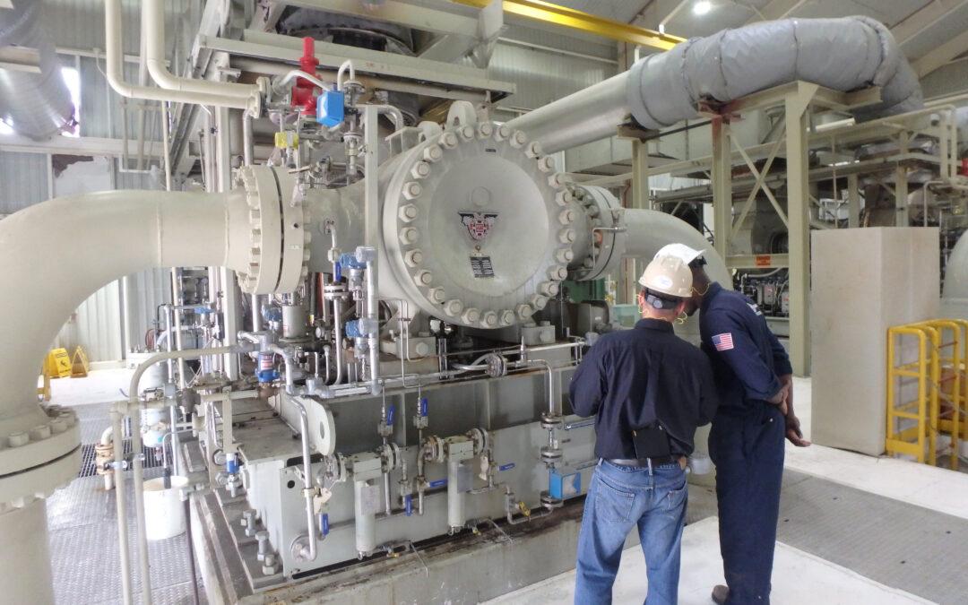 centrifugal Compressor Rerate