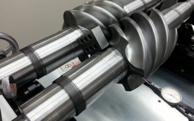 Oil Free Screw Compressor Silencers – Noise By Design