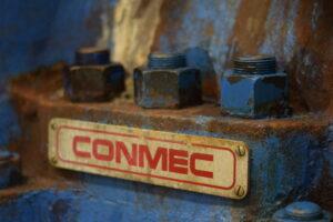 Conmec centrifugal compressor