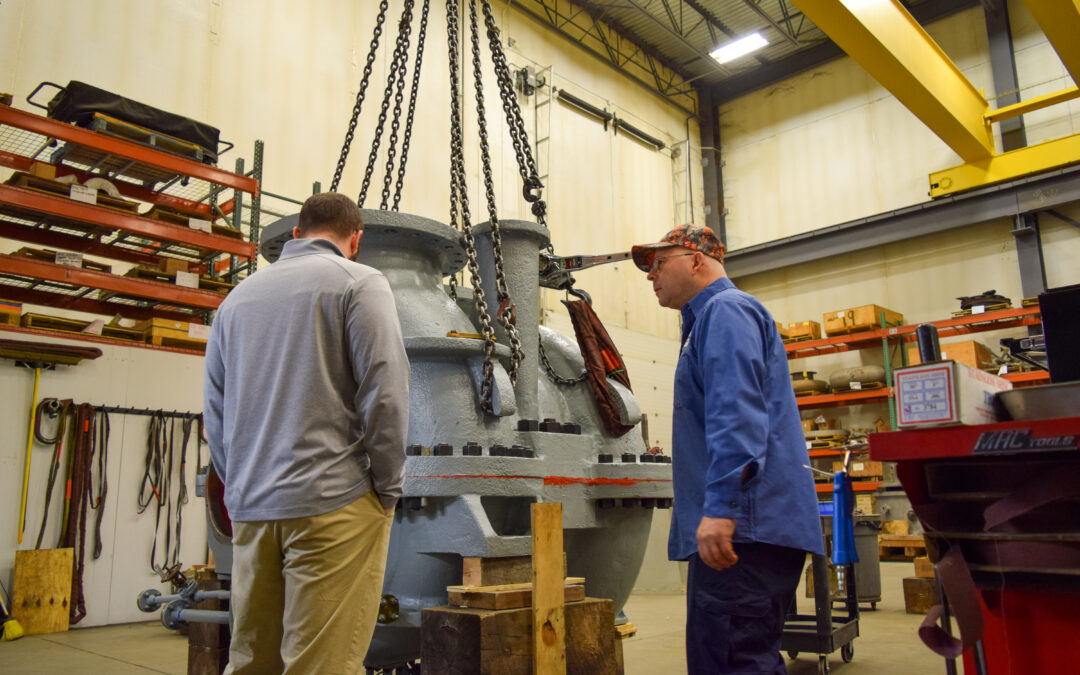 Centrifugal Compressor Turnaround Success Delivered Ahead of Schedule